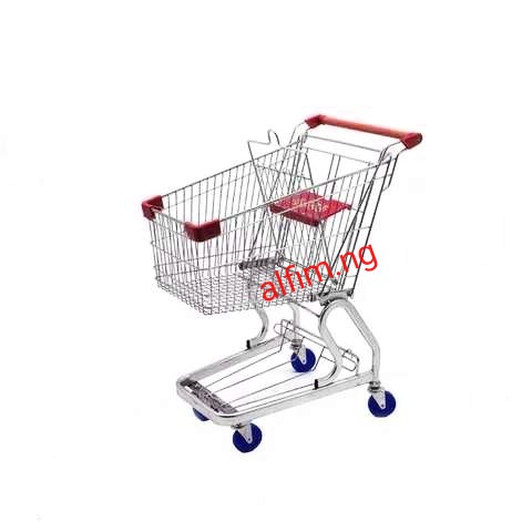 Supermarket Grocery Shopping Cart