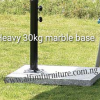 Alfim furniture Umbrella 30kg Marble Base_wm