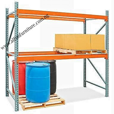 heavy duty storage pallet rack