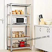 Alfim furniture buckle kitchen shelf_wm