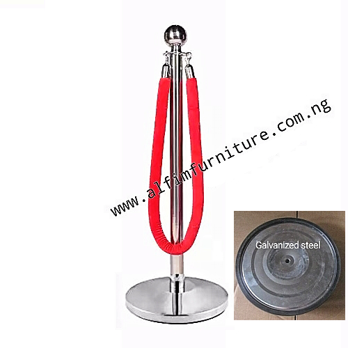 crowd control stanchion guide