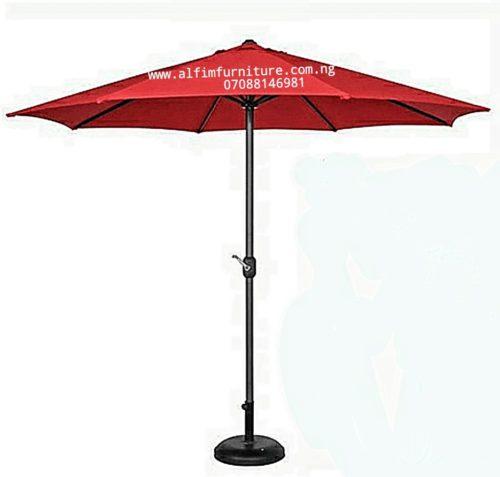 Alfim furniture midpole umbrella parasol _wm