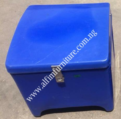 small courier delivery box