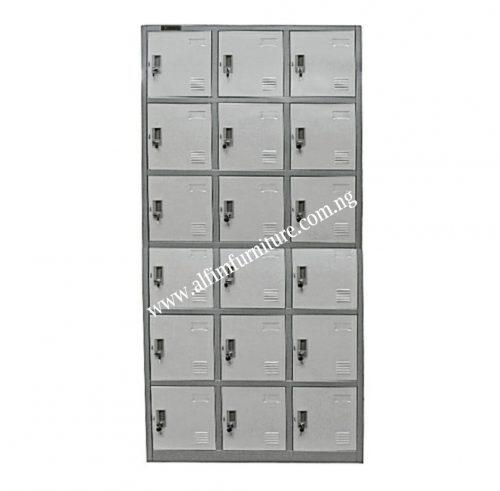 school staff lockers