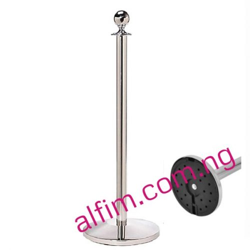 crowd control rope stanchion